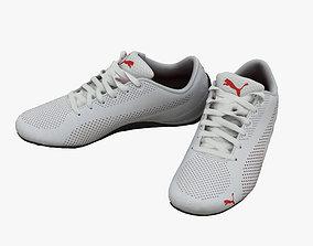 Puma Shoes 3D model
