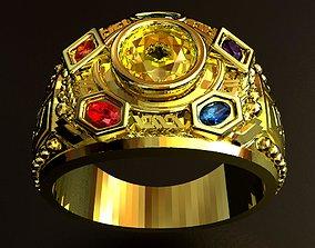 3D print model Thanos Ring
