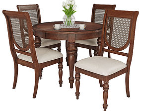 3D model LIFESTYLE Dining Group