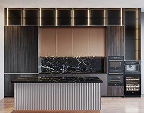 3D Kitchen Modern 27