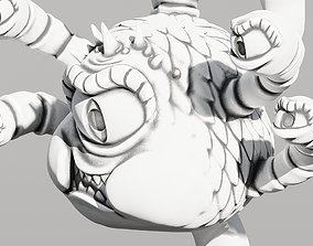 Monster eye 3D print model