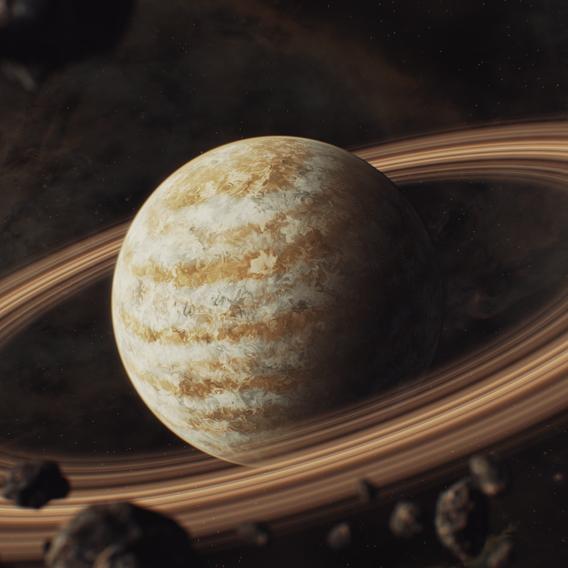 Planet Deron-TK9D
