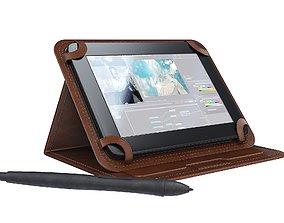 Tablet 3D model
