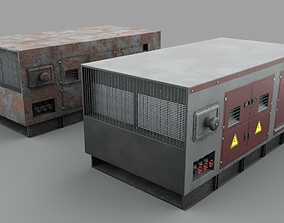 3D Industrial device