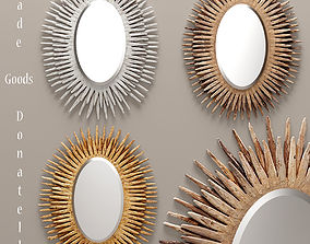 Made goods donatella Set mirrors 3D