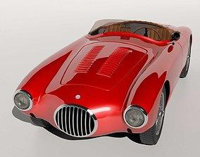 3D 1954 OSCA Mt4