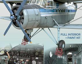 Antonov An-2T 3D
