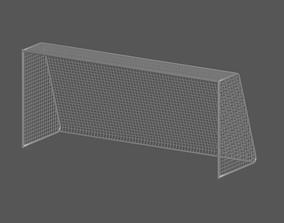 Soccer Goal 3D asset