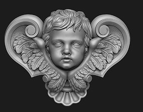 Putto Pendant 3D print model