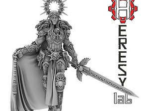 3D printable model Heresylab - Lady of Justice 55mm
