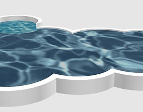 3D Freeform Pool