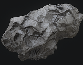 other 3D model Meteor Asteroid Rock 4K