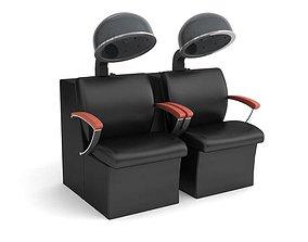 3D Beauty Parlour Chair
