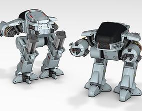 3D ED-209 future