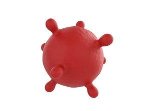 3D print model Virus