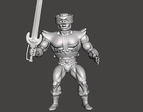 TRIPCLOPS MOTU VINTAGE ACTION FIGURE 3D print model