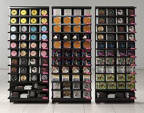 store fixtures 08 am161 3D model