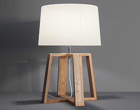 Table lamp Faro Bliss 3D asset