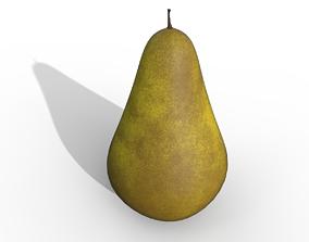 3D fruit PEAR 1