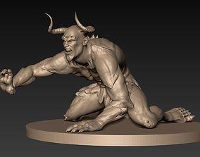 Demon Creature 07 3D model