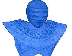 3D printable model Zeo Gold Ranger Helmet and Shield