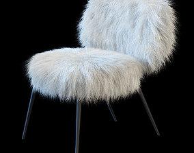 Chair Baxter Nepal 3D model