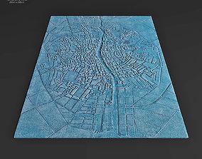 URBAN FABRIC Dublin carpet 3D