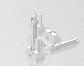 3D printable model ancore