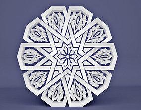 3D print model islamic Pattern