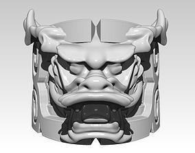 printable 3D print model Dragon Ring