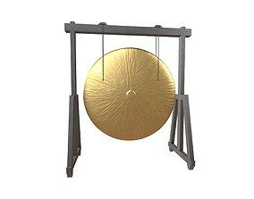 Gong v1 001 3D model