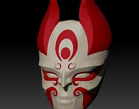 Diana Blood Moon mask 3D printable model