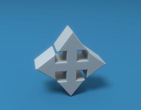 3D asset Move UI Symbol