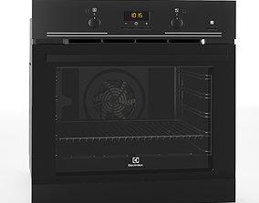 Electric oven Electrolux EOB 53434 AK 3D model