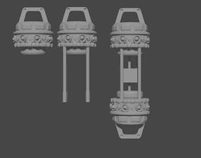 3D print model Infinity Stone Space Gem marvel End Game 1