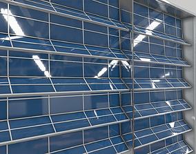 solar collector 5 3D model