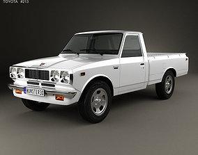 Toyota Hilux 1972 3D