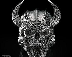 Skull ring skullring 3D printable model