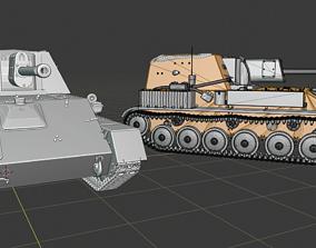 Su 76 Tanks 3D print model