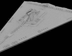 Secutor - class Star Destroyer 3D model