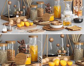 3D model kitchen accessories010