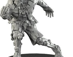 3D print model Zombie 4