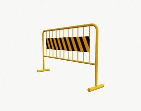 3D asset Roadblock 04