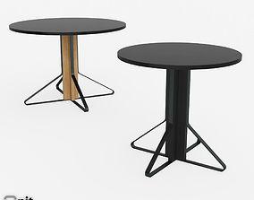 3D model Artek Reb 003-004 Kaari Table