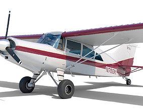 Maule Aircraft 3D