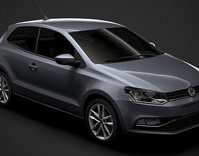 Volkswagen Polo TSI 3d Typ6C 2017
