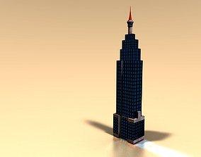 EMPIRE STATE BUILDING 3D asset