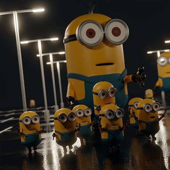 Minion Mob