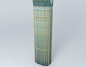 Huamin Imperial Tower 3D model