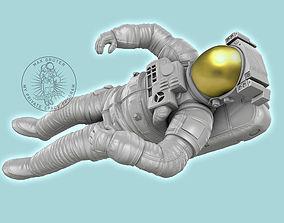 NASA ASTRONAUT earth 3D print model